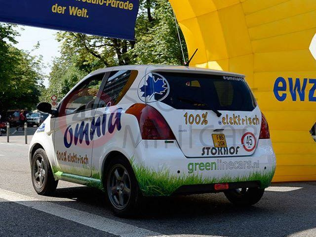 Omnia EVette Li - EV parade