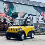 Move Citycar Elektrische brommobiel